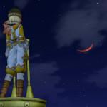 赤い月世界の住人