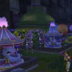ドワーフたちの遊園地