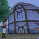 別荘にお菓子ハウス!