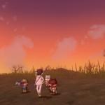 夕焼け探検隊