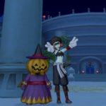 ハロウィンの夜の魔法
