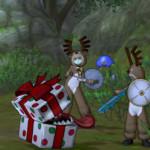 トナカイたちのクリスマス!